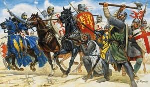 十字軍の画像