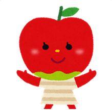 リンゴ病イメージ