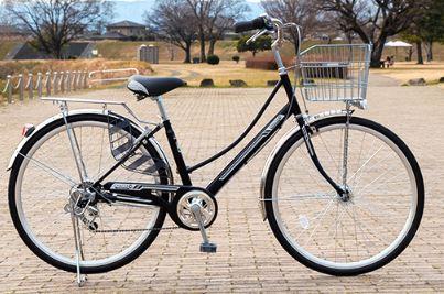 通学におすすめのノーパンクタイヤの自転車CHACLE SW