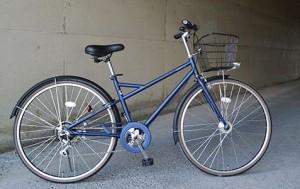通学用自転車TIDUSCROSS(タイダスクロス)