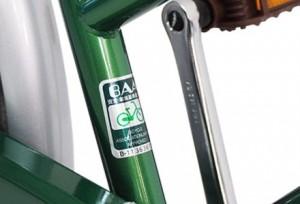 BAA適合の自転車