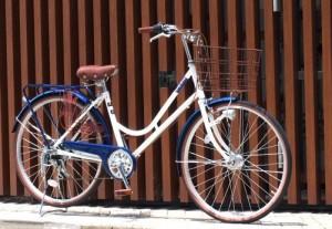 こけにくい自転車