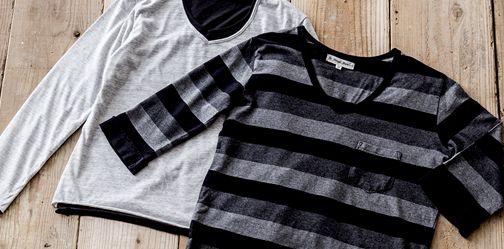 街コンでTシャツ