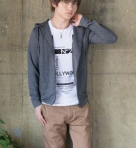 背の低い男子大学生に似合う服装
