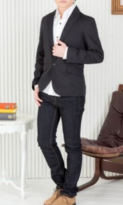 街コン用の男子大学生の服装