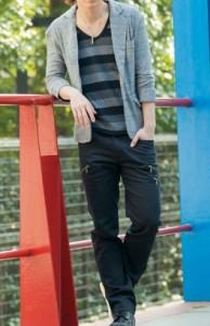 街コンに参加する男子大学生の服装