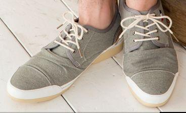 彼氏が同じ靴ばかり履いてる