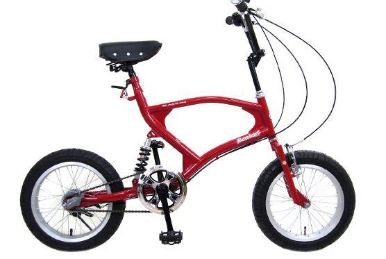 ミニベロ自転車163BBの口コミ【乗り心地がいい】<送料無料>