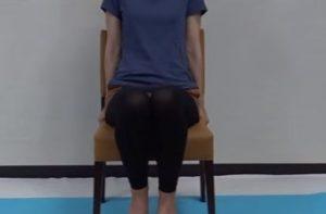 座りながら痩せる