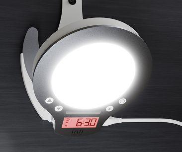 起立性調節障害と光目覚まし時計