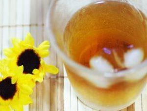 麦茶とニキビ