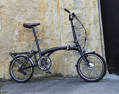 Harry Quinn PORTABLE E-BIKE