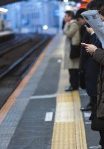 起立性調節障害と満員電車