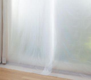 断熱カーテンライナーの臭い対策