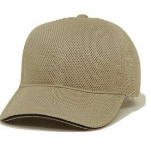 頭が大きい人用のゴルフ帽子