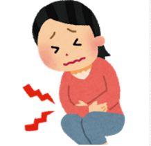 起立性調節障害と腹痛