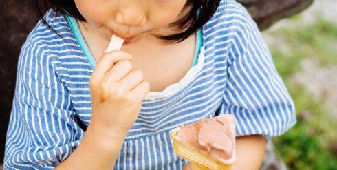 起立性調節障害とアイスクリーム