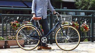 デブでも乗れる自転車