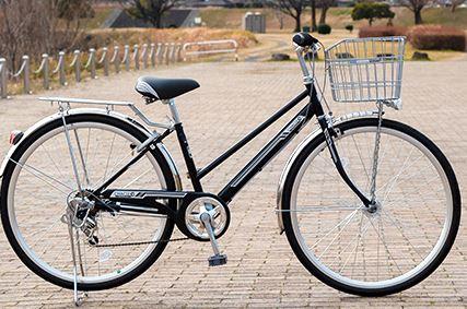 デブでも乗れる自転車CHACLE ST
