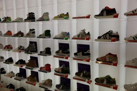 中古の靴の水虫対策