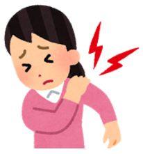 起立性調節障害と肩こり