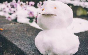 起立性調節障害と冬
