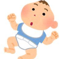 赤ちゃんの鼻の下の湿疹