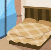 夫婦2人で寝るセミダブルマットレス