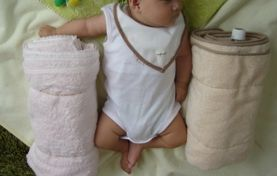 赤ちゃんの横寝と窒息