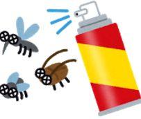 ゴキブリと殺虫剤