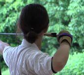 弓道と集中力