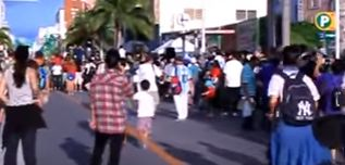 10月末の沖縄の服装