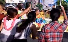 10月末の沖縄
