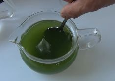 緑茶と水虫