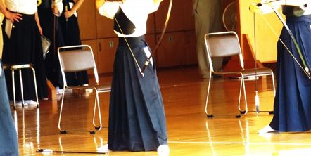 弓道の体力トレーニング