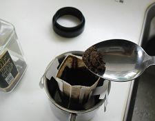 ドリップバッグコーヒーの2杯目を美味しく