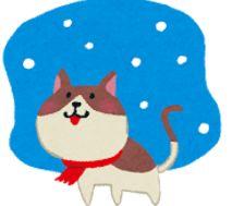 猪名川町と積雪量