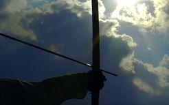弓道と遠的矢