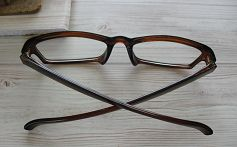 弓道で眼鏡が飛ぶ