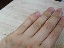 弓道と小指