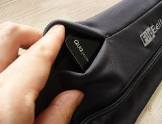 Flip beltでランニング中のスマホを携帯