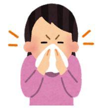 鼻炎と耳鳴り
