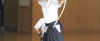 弓道と腰痛
