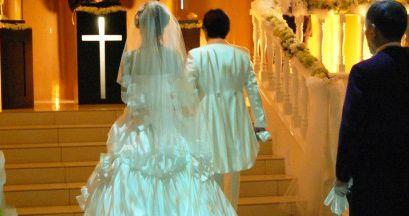 妹の結婚式とポケットチーフ