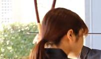 弓道と髪型