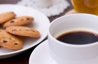 コーヒーと喉の違和感