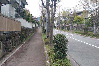 イオン猪名川から多田銀銅山