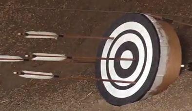 弓道の不調を改善