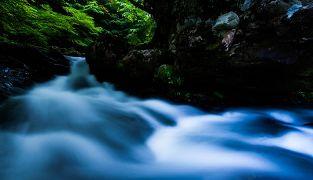 弓道の流れは川の流れに似ている
