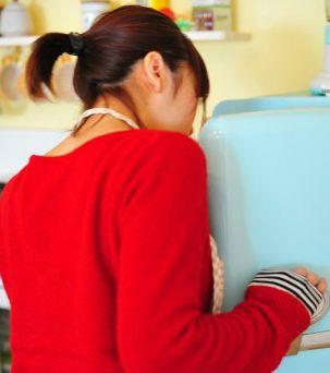 冷蔵庫の中や裏側がコバエの発生源